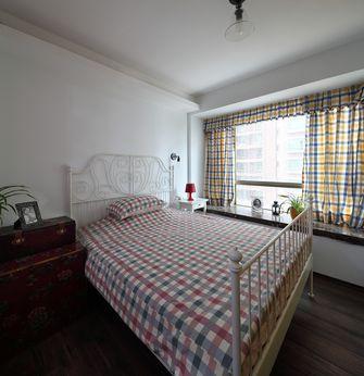 经济型30平米以下超小户型田园风格卧室装修图片大全