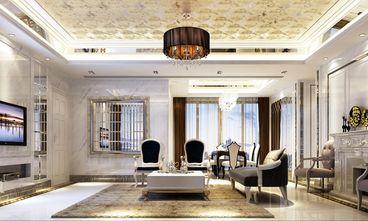 100平米三欧式风格餐厅装修案例