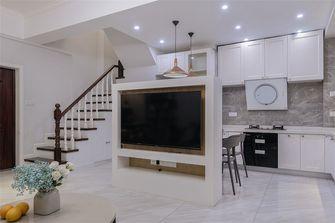 90平米复式宜家风格客厅效果图