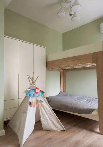 90平米三北欧风格儿童房效果图