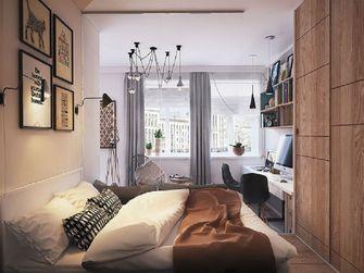 30平米超小户型宜家风格卧室装修效果图