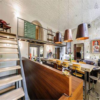 5-10万80平米新古典风格楼梯设计图