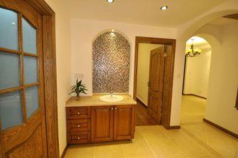 60平米一室两厅地中海风格卫生间图片