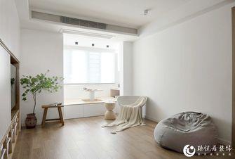 5-10万90平米三室一厅日式风格客厅设计图