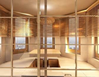 60平米日式风格阁楼装修案例