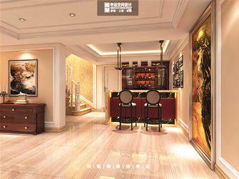 140平米复式新古典风格储藏室图