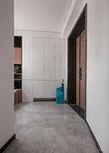 110平米一室三厅现代简约风格玄关图