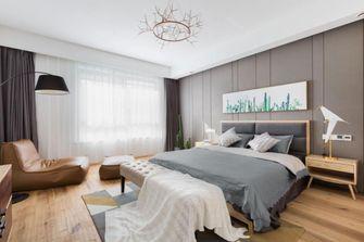 60平米公寓北欧风格卧室装修效果图