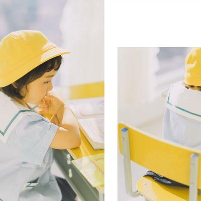 儿童摄影效果图