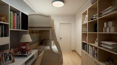 100平米三室一厅北欧风格儿童房装修图片大全