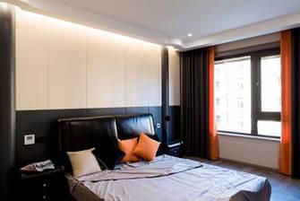 120平米四室两厅东南亚风格卧室效果图