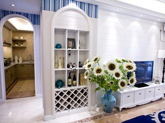 100平米地中海风格客厅装修案例