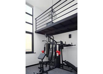 120平米三室一厅北欧风格健身室效果图