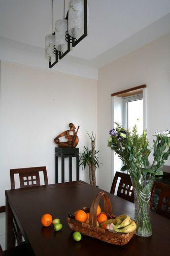 5-10万80平米一室一厅东南亚风格餐厅图片大全