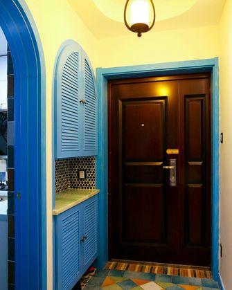100平米三室两厅地中海风格玄关装修案例
