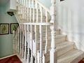 经济型130平米三室一厅法式风格楼梯设计图