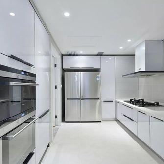 110平米现代简约风格厨房装修图片大全