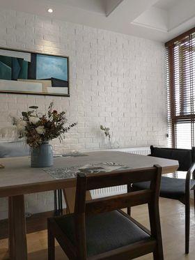 140平米四室兩廳北歐風格餐廳裝修效果圖