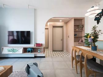 130平米四室两厅宜家风格客厅效果图