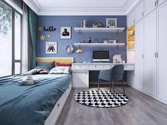 100平米三室两厅欧式风格儿童房装修图片大全