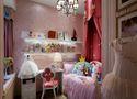 140平米四室一厅东南亚风格儿童房装修案例