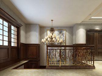 豪华型140平米复式欧式风格阁楼效果图