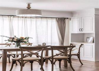 100平米四室两厅美式风格餐厅装修效果图