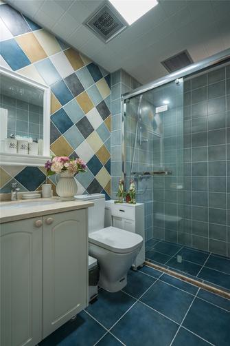 80平米欧式风格卫生间装修案例