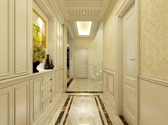 140平米三室三厅新古典风格玄关鞋柜装修效果图