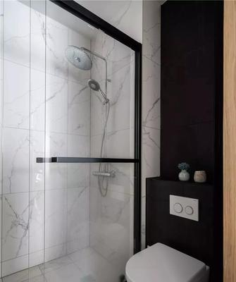 50平米一室一厅日式风格卫生间欣赏图