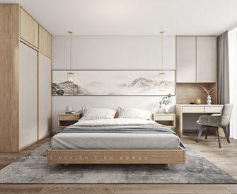 70平米一室一厅中式风格卧室图片大全