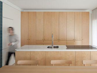 120平米三日式风格厨房设计图