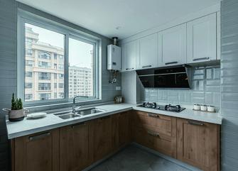 120平米三室五厅北欧风格厨房效果图