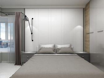 130平米四室一厅现代简约风格卧室图