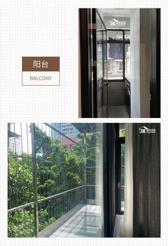 10-15万70平米现代简约风格阳台欣赏图