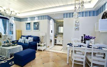 100平米三地中海风格走廊装修图片大全