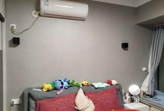 90平米三室两厅宜家风格卧室设计图