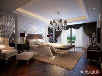 140平米四室三厅新古典风格卧室欣赏图
