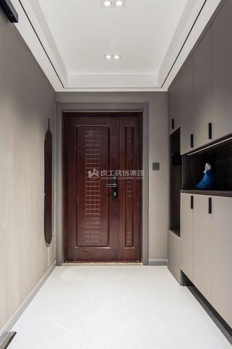 140平米四室两厅现代简约风格玄关图片