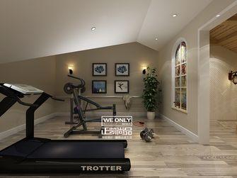 3万以下140平米复式宜家风格健身室图片大全