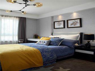 80平米公寓现代简约风格卧室装修效果图