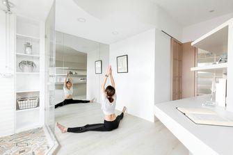 140平米四北欧风格健身室图片