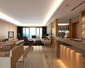 130平米三室一厅现代简约风格厨房装修效果图