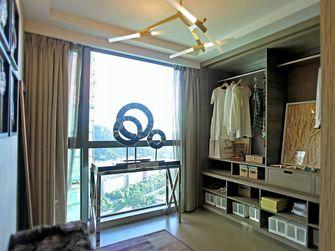 130平米三室两厅地中海风格衣帽间设计图