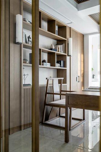 140平米复式中式风格书房图片大全