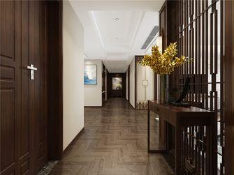 140平米四室三厅中式风格走廊图片大全