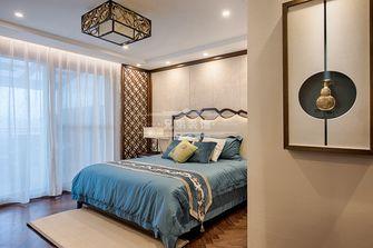 140平米四室四厅东南亚风格卧室效果图