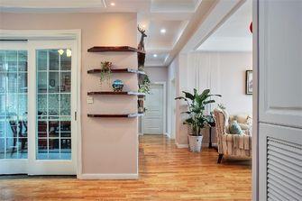 140平米四田园风格走廊装修案例