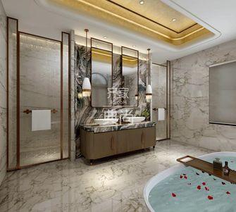 140平米四室一厅中式风格卫生间图片大全
