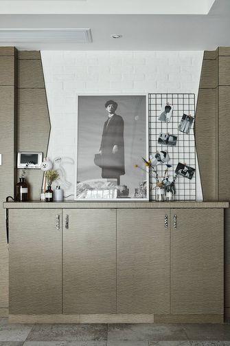 100平米三室两厅混搭风格其他区域效果图